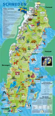 Schweden Karte Pdf.Deutsch Schwedische Gesellschaft
